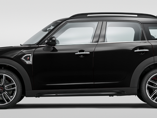 Denk groot MINI Countryman